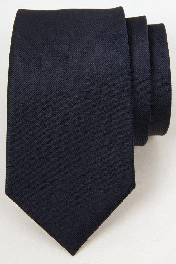 Uniform-hálstau-navy-m-frönskum-lás
